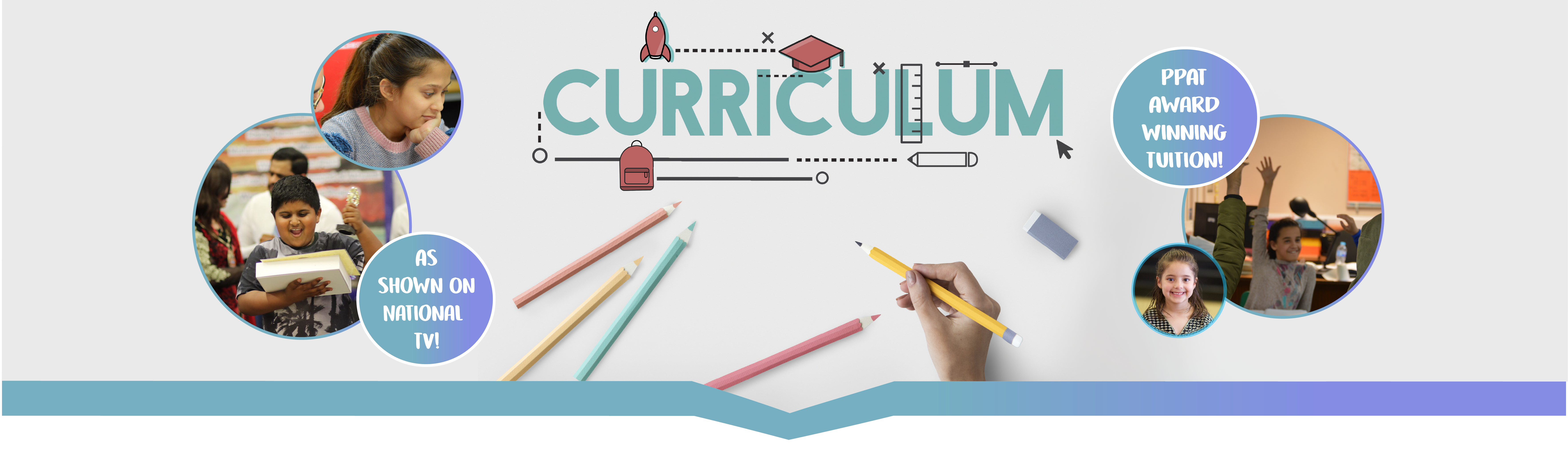 curriculum page